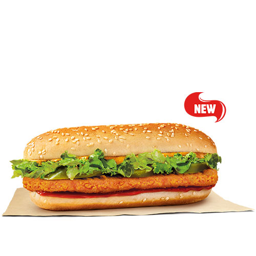 Spicy Chicken Royale